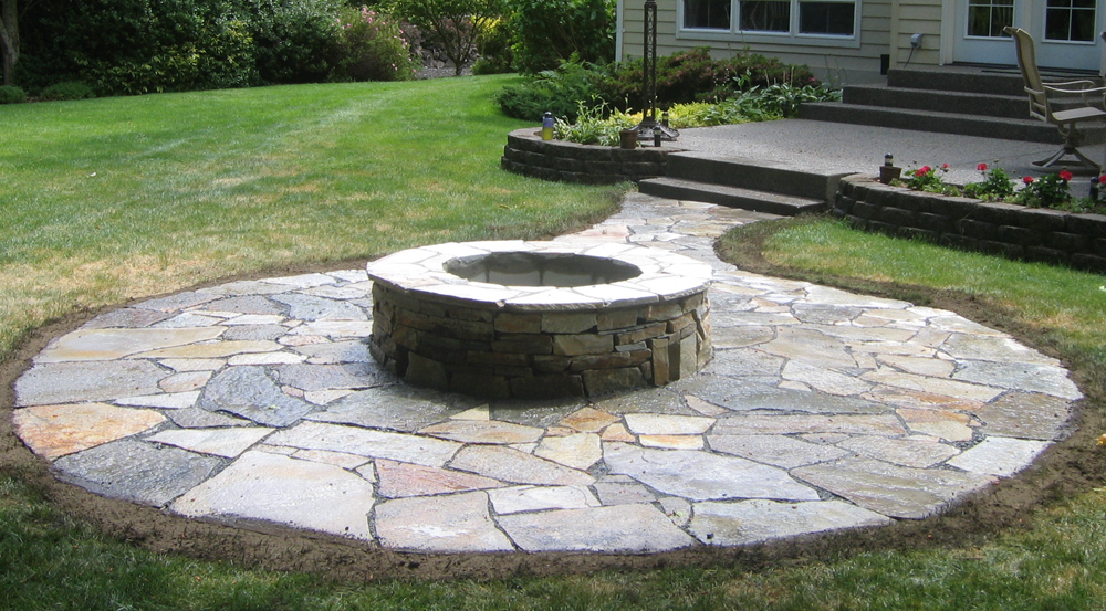 flagstone paths 9 olympia landscapers