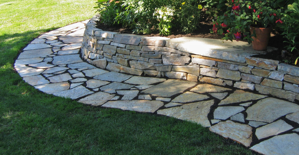 flagstone paths 7 olympia landscapers